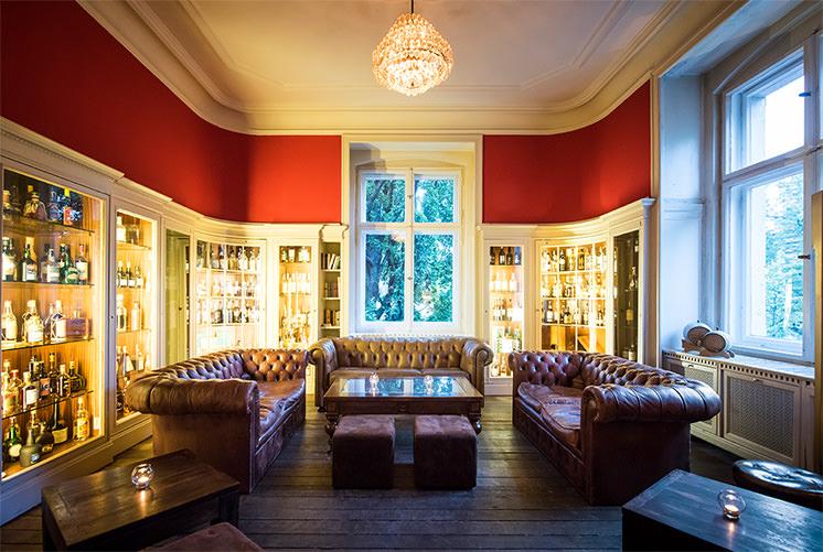 Lebensstern Bar im Café Einstein