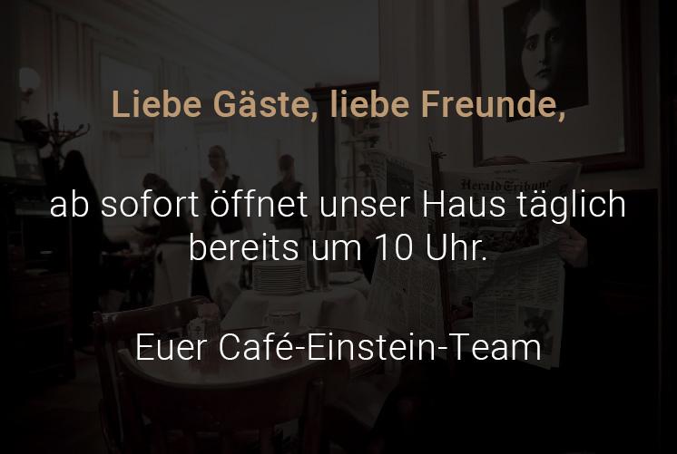 Café Einstein Stammhaus Berlin