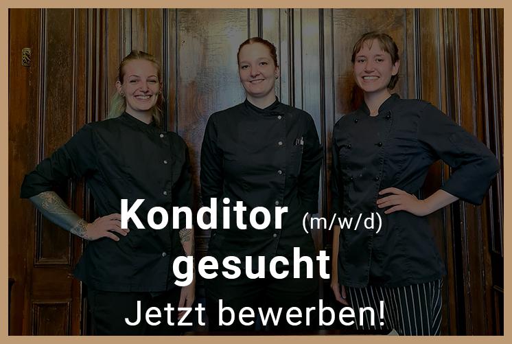 Berlin Konditor gesucht Café Einstein
